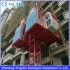 ISO Two Cabin Material&Passenger Construction Hoist