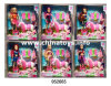 Plastic Toys for Girl Solid Joint Winx Doll (952665)