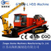 Push-Pull Drilling Rig for Underground Pipe-Laying