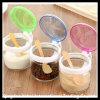 Kitchenware Glass Storage Jar / Condiment Glass Jar