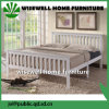 Pine Wood Double Bed for Bedroom (W-B-0075)
