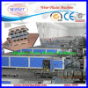 Sjsz-51/105 PVC Ceiling Panel Extrusion Line with Hot Stamping
