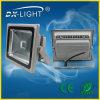 COB 20W Warm White Sliver Case LED Flood Light