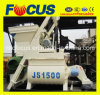 Hot Sale Twin Shaft Concrete Mixer, Js1500 Forced Concrete Mixer