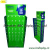 Counter Floor Pop Display, Corrugated Paper Display with Hooks, Display Stand, Cardboard Display (B&C-B032)