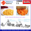 Cheese Curls Nik Naks Extrusion Machine Processing Line