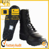 Wholesale Black Genuine Cow Leather Military Army Police Tactical Boot