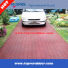 Outdoor Safety Certificated Rubber Blocks / Rubber Flooring