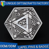 Custom Logo Metal Lapel Pin Badge Soft Enamel Pin Badge