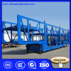 Double Axles Car / Vehicle Transport Semi Trailer