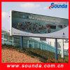 500*500d PVC Flex Banner Printing Banner Sf550