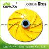 Heavy Duty Wear Resistant Slurry Pump Part Impeller