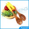 15cm Food Safe Grade Kitchen Tool Bamboo 2PCS Utensils Set