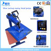 15′′x15′′ New Swing Away T-Shirt Heat Transfer Machine with U-Design