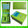 Rigid Cosmetic Packing Box/Folding Paper Cosmetic Box with UV Varnishing