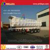 Tri-Axle Rear Dumper Tipper Trailer with U-Shaped Cargobox