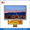 5 Inch Resolution 800 X 480 High Brightness TFT LCD Display Capacitive Touch Panel