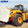 China 22 Ton Forklift Shovel Loader