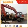 Hitachi Ex200 Used Excavator Original Japan Good Working Condition