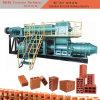 High Vacuum Fired Brick Extruder of Clay Making Machine