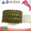 2.4X50mm Ring Shank Coil Nails for Manufacturing Wooden Pallets