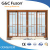 Eco-Friendly Waterproof Aluminium Interior Door for Bedroom Bathroom