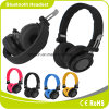 ABS Material Colorful Stereo Wireless Bluetooth Headphone for Man/Lady