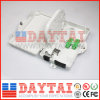 2 Core Indoor Fiber Optical Socket Distribution Box with Sc APC Adaptor