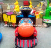 Amusement Park Fairground Trackless Train Ride