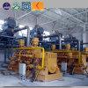 Water Cooling Brushless Motor 20kw - 500kw Coal Bed Gas Generator Set