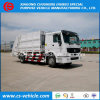 HOWO 6-Wheeler 8 Tons Garbage Truck 12m3 Compression Garbage Truck