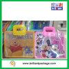 Kids Lovely Book Transparent PVC Bag