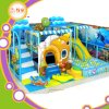 Customized Kids Indoor Play Structures Plastic Playhouse