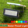 Home Landscape Solar Magic LED Garden Light RGB Flood Light New Design