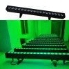 5in1 Rgabw Indoor Color Wash 18PCS Wedding LED Color Bank