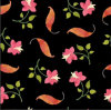 Hight Quality Flower Digital Printing 100% Cotton Fabric Zzc-003