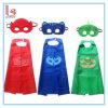 Children′s Birthday Party Cosplay Cape + Mask Catboy Owlette Gekko
