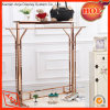 Metal Gold Garment Display Stand