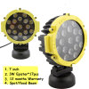Round 51W Offroad LED Work Bulb