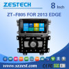 Wince Car Audio Radio Stereo with GPS for 2013 Ford Edge (ZT-F805)