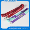 Fashion Design Competitive Heat Transfer Lanyard for ID Cardholder