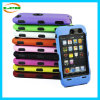 Colorful PC Three Proofings Case for iPod Touch4