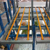 Fifo Flow Through Racking for Live Storage