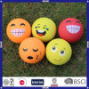 Free Samples Good Quality Kids Like Cute Emoji Rubber Squash Ball