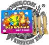 Dinosaur with 2 Bangs Fireworks