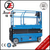 16m Electric Scissor Lift Self-Propelled Aerial Work Platform