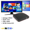 2017 Android TV Box Caidao Tvbox S905X 2g/8g Kodi 16.1 Mate 4k Set Top Box Smart TV Box Smart Android Tvbox Fully Loaded