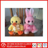 Popular Plush Soft Rabbit and Duck with Brilliant Eye