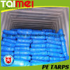 Plastic Truck Cover, Sheet/ Roll PE Tarpaulin