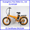 20 Inch Folding Electric Fat Tyre Bike